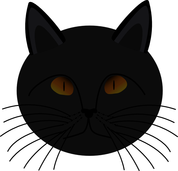Free Black Cat Pictures Cartoon, Download Free Clip Art, Free Clip ... picture stock
