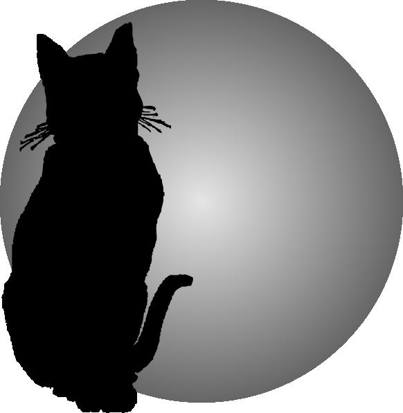 Black cat clipart click stars to rate svg transparent download Gata P P Flogo Clip Art at Clker.com - vector clip art online ... svg transparent download