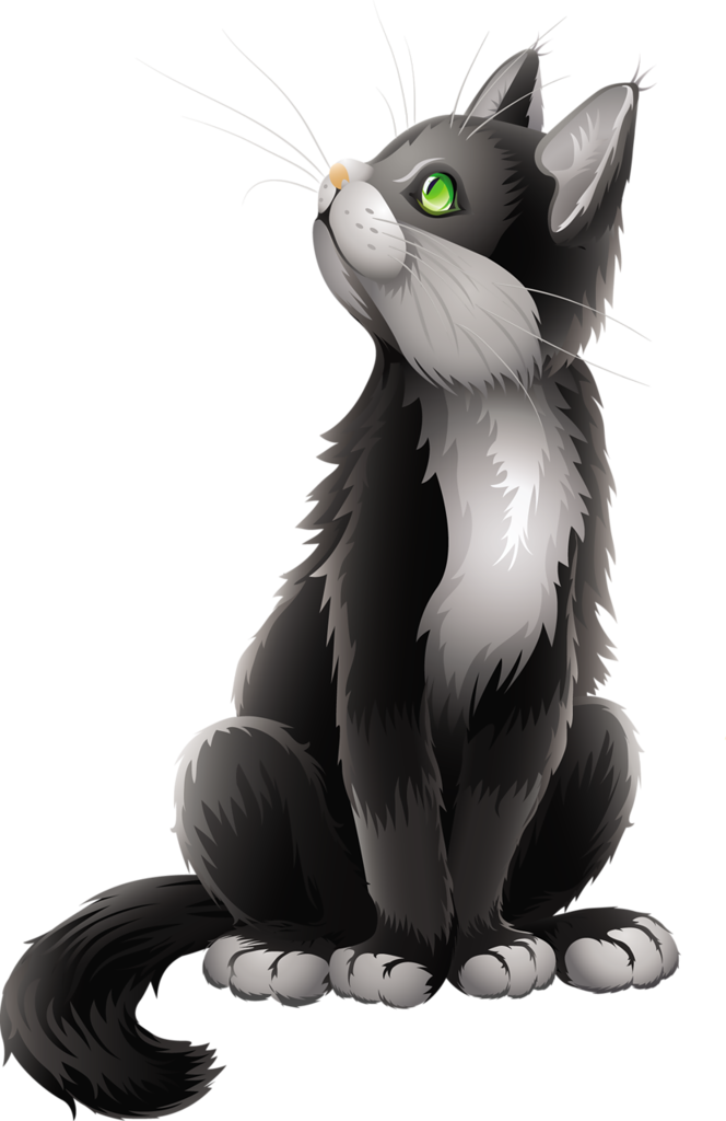 Grey cat clipart clip art freeuse library 15.png | Pinterest | Cat, Clip art and Scrap clip art freeuse library