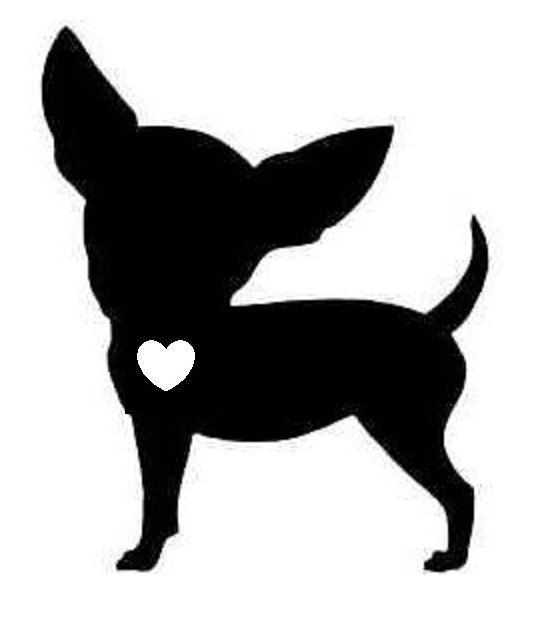 Black chihuhu clipart png black and white library The Top 5 Best Blogs On Clipart Chihuahua #115729 - Clipartimage.com png black and white library