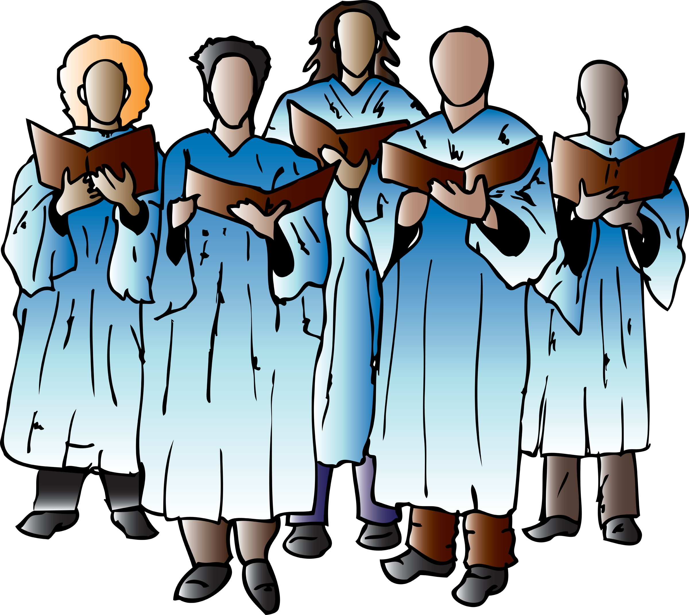 Gospel pictures clipart royalty free Free Gospel Singing Cliparts, Download Free Clip Art, Free Clip Art ... royalty free