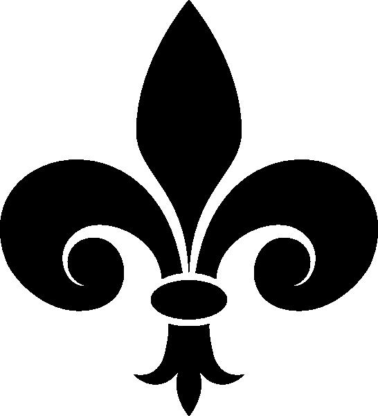 Black clipart french court fleur de le black and white download Free Fleur De Lis, Download Free Clip Art, Free Clip Art on Clipart ... black and white download