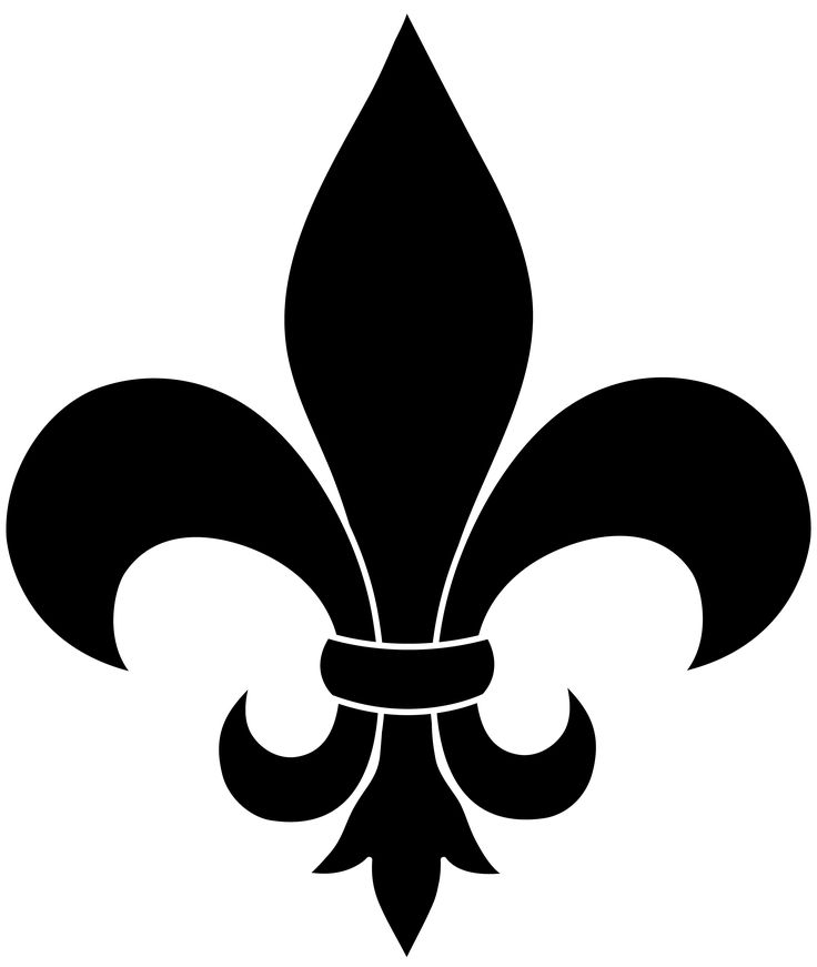 Black clipart french court fleur de le clipart royalty free download Fleur De Lis Clipart   Free download best Fleur De Lis Clipart on ... clipart royalty free download