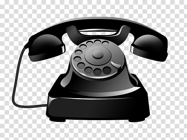 Black clipart old telephone png clip art stock Black rotary telephone illustration, Telephone Icon, Antique black ... clip art stock