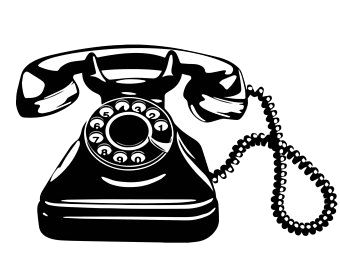Black clipart old telephone png png freeuse Phone Old Telephone Clipart Lady Retro Image Graphics Fairy Clip Png ... png freeuse