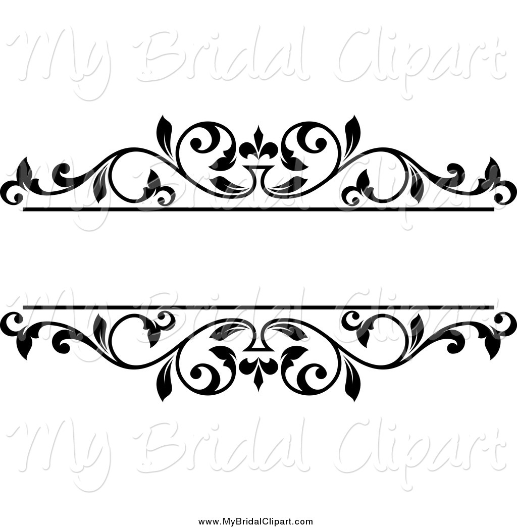 Vector design clipart black and white clip royalty free download Flower Frame Clipart Black And White | Free download best Flower ... clip royalty free download