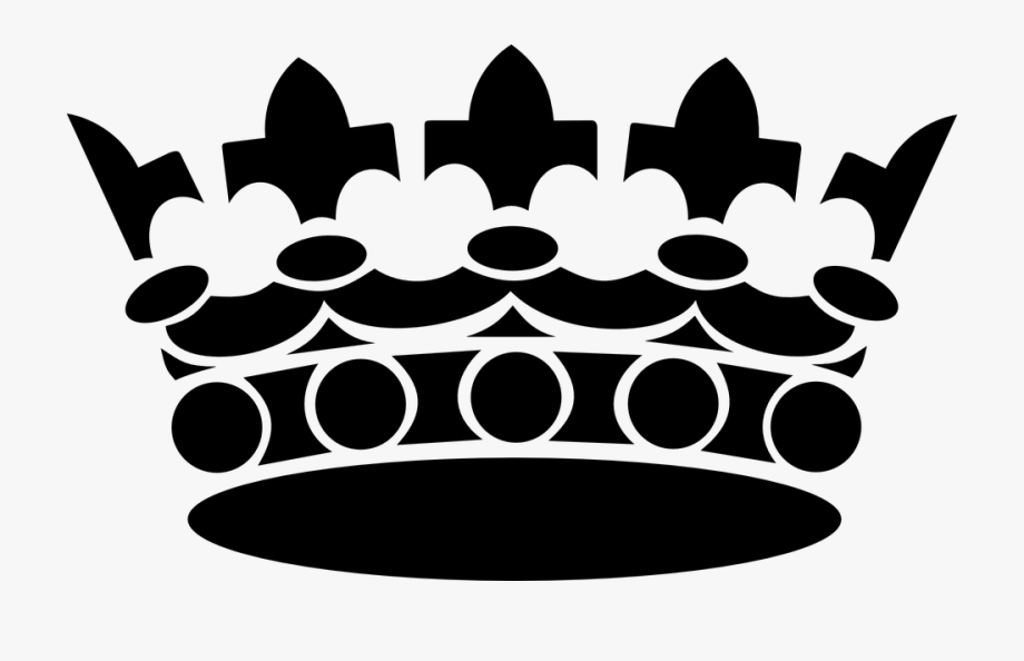 Black cliparts banner royalty free download King Crown Clipart Png - Black King Crown Png , Transparent Cartoon ... banner royalty free download
