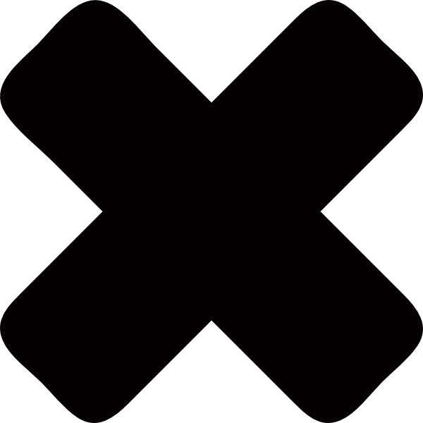 Small cross clipart black and white image transparent Black Cross Clip Art at Clker.com - vector clip art online, royalty ... image transparent