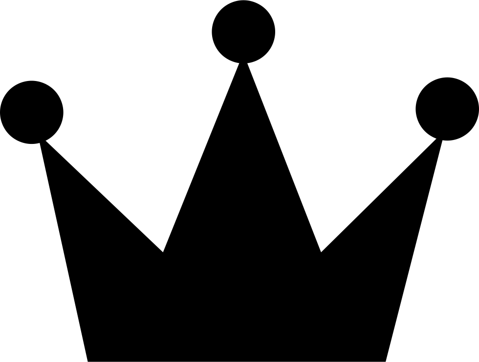 Crown Svg Png Icon Free Download (#347501) - OnlineWebFonts.COM svg royalty free library