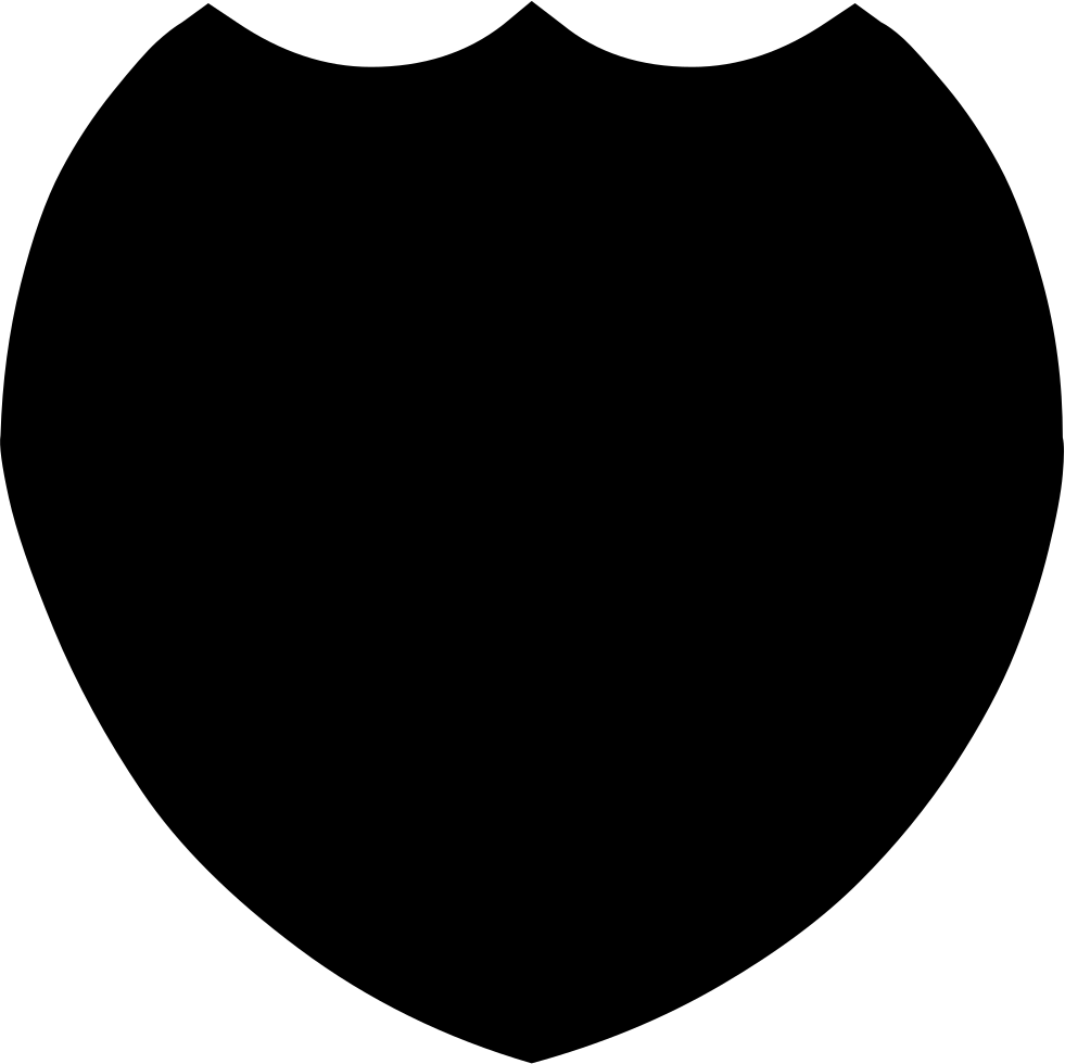 Shield Silhouette at GetDrawings.com | Free for personal use Shield ... banner royalty free library