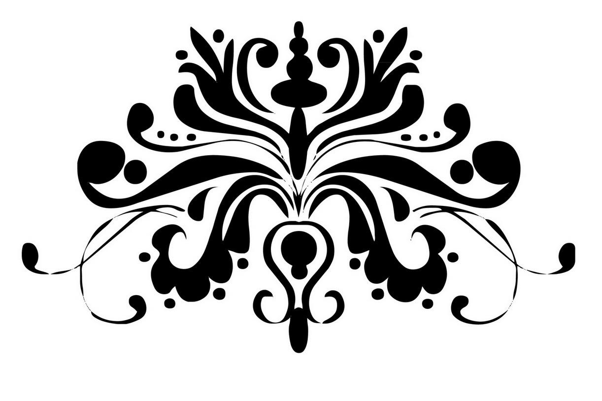 Black damask clipart graphic royalty free Free Black Damask Background, Download Free Clip Art, Free Clip Art ... graphic royalty free