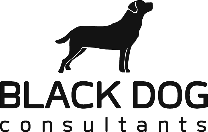Black dog clipart clipart royalty free download Black Dog Consultants clipart royalty free download