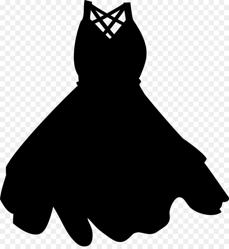 Black dress silhouette clipart clip art download Cat Silhouette png download - 1781*1920 - Free Transparent Little ... clip art download