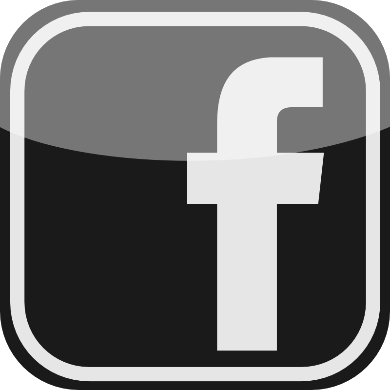 Black facebook clipart graphic freeuse library Facebook clipart black - ClipartFest graphic freeuse library
