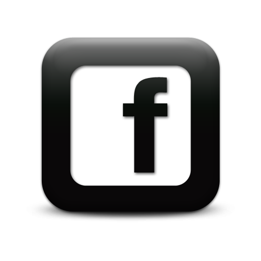 Black facebook clipart picture library Facebook logo black and white clipart - ClipartFest picture library