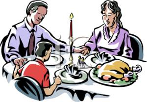 Black family dinner clipart svg black and white download black family dinner clip art | Clipart Panda - Free Clipart Images svg black and white download