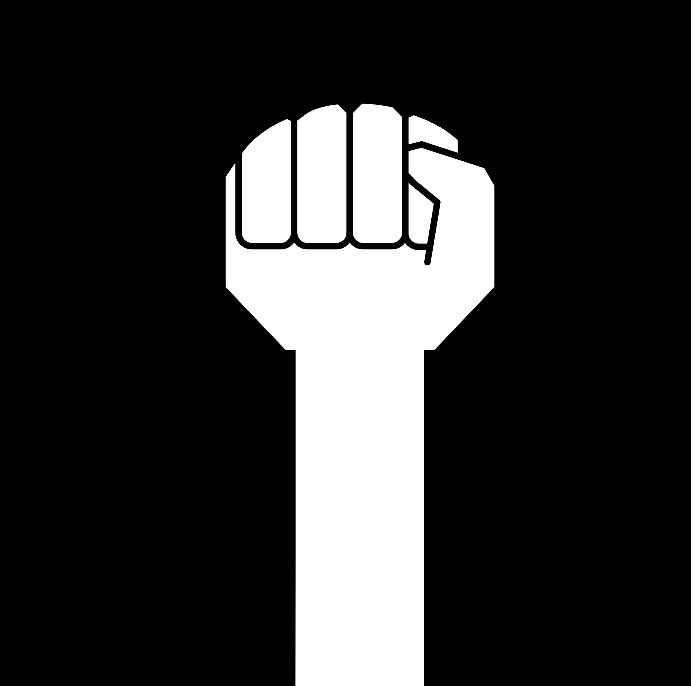 Black female politician clipart vector black and white Politics clipart female empowerment, Politics female empowerment ... vector black and white