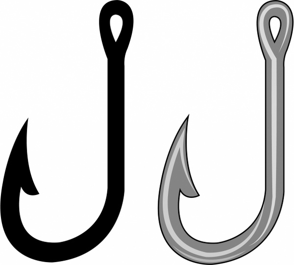 S hook clipart clipart library stock Free Fishing Hook Cliparts, Download Free Clip Art, Free Clip Art on ... clipart library stock