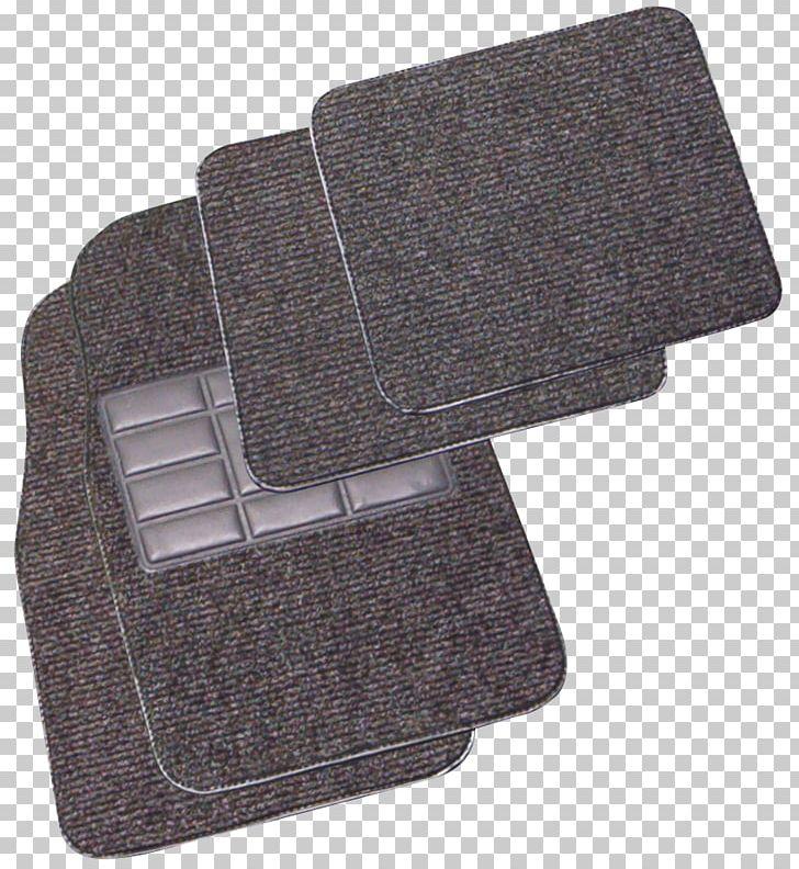 Black floor mat clipart