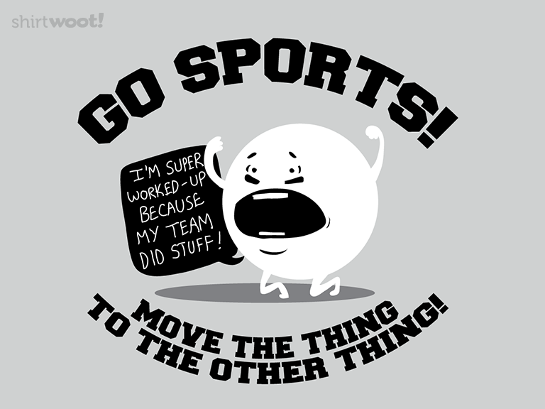 Black friday go go go shirt clipart image transparent stock Go Sports! by The Awkward Yeti   For Miss M   Fun fact friday, I ... image transparent stock