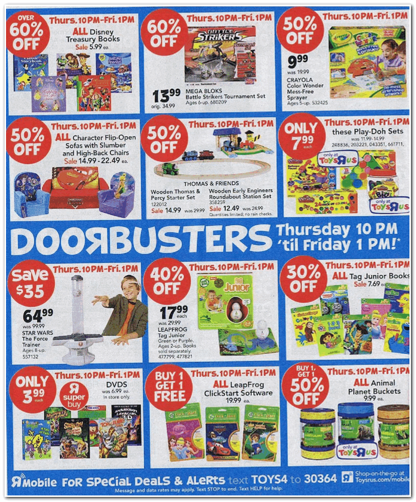 Black friday in storage clipart image library library Toys R Us 2010 Black Friday Ad - Black Friday Archive - Black Friday ... image library library