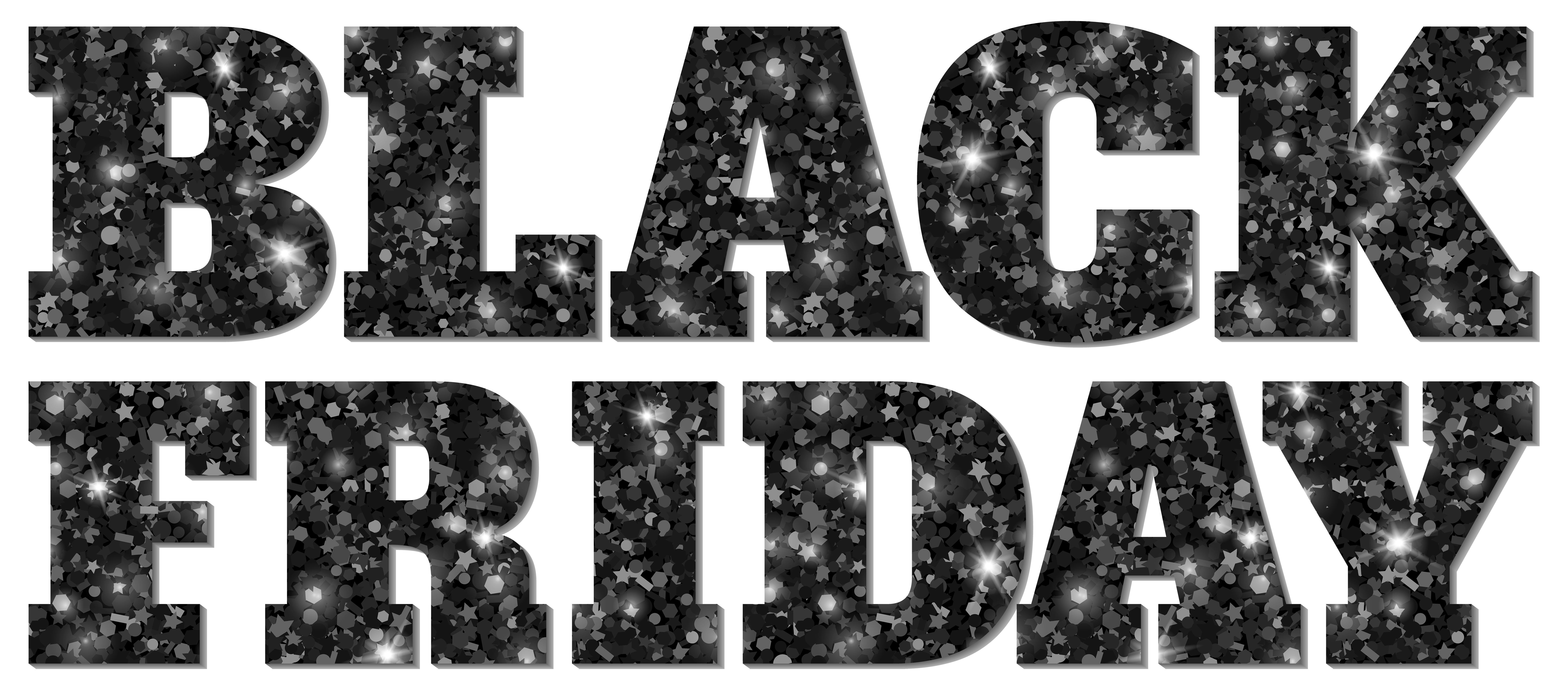 Black friday transparent clipart image free Black Friday Transparent PNG Clip Art Image   Gallery Yopriceville ... image free