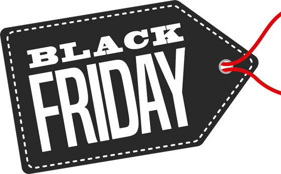Black friday transparent clipart banner black and white download Black Friday Png Logo - Free Transparent PNG Logos banner black and white download