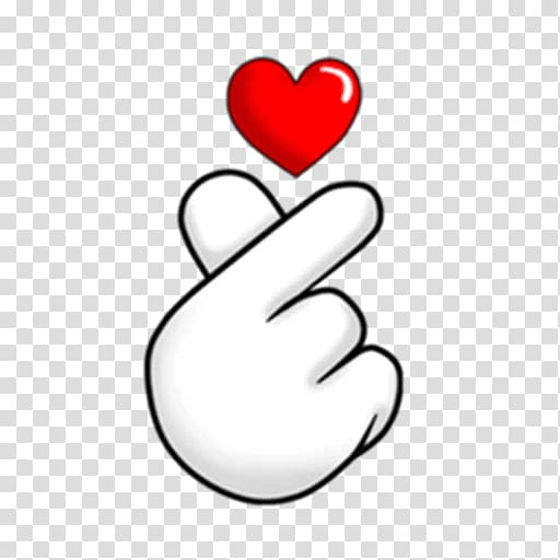 Black girl save the tatas clipart jpg transparent Heart hand sign illustration, Sticker PicsArt Studio Telegram Heart ... jpg transparent