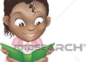 Black girl to reading clipart vector transparent download Black girl reading clipart 4 » Clipart Portal vector transparent download