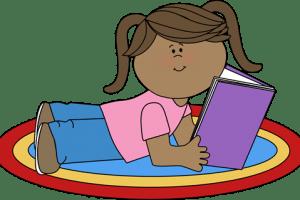 Black girl to reading clipart png Black girl reading clipart 1 » Clipart Portal png