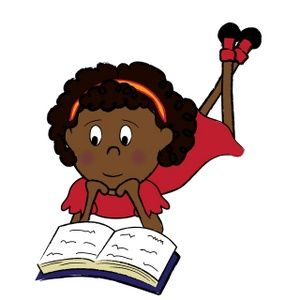 Black girl to reading clipart graphic royalty free download books clip art free   Child Reading Clip Art Images Child Reading ... graphic royalty free download