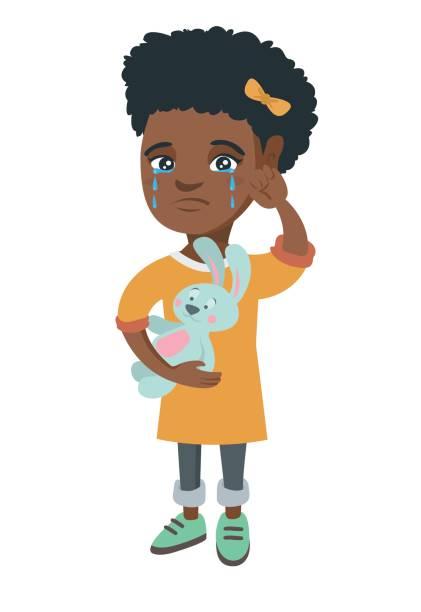 Black girl toddler clipart royalty free download Black Girl Crying Clipart - Clip Art Libra #311055 - Clipartimage.com royalty free download