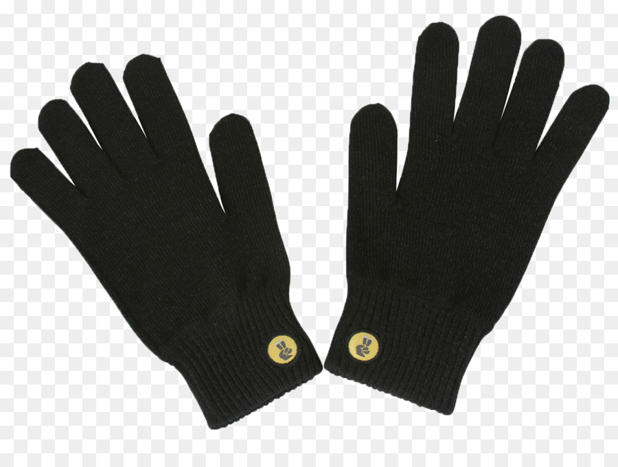 Black gloves clipart vector black and white download Glove Leather Clip Art Gloves PNG Clipart Png Download 1200 900 ... vector black and white download