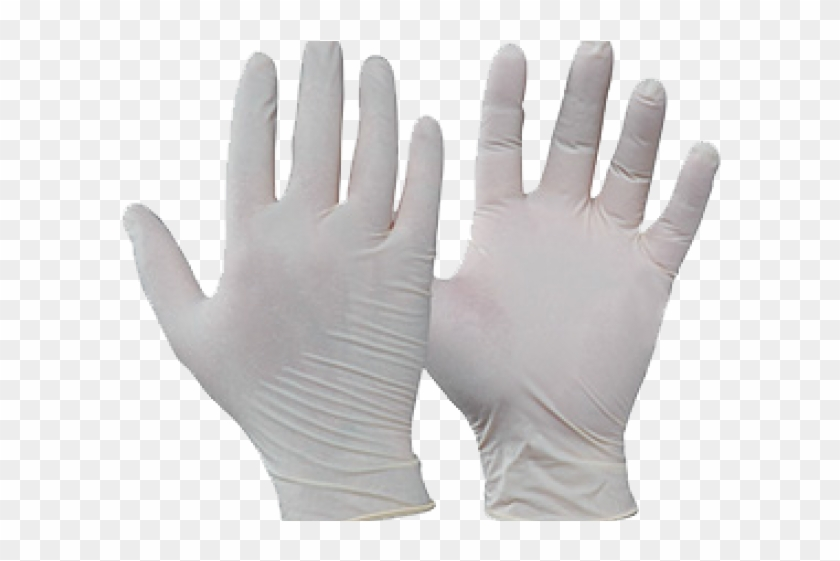 Black gloves clipart black and white library Gloves Clipart Disposable Glove - Clipart Of Disposable Gloves, HD ... black and white library