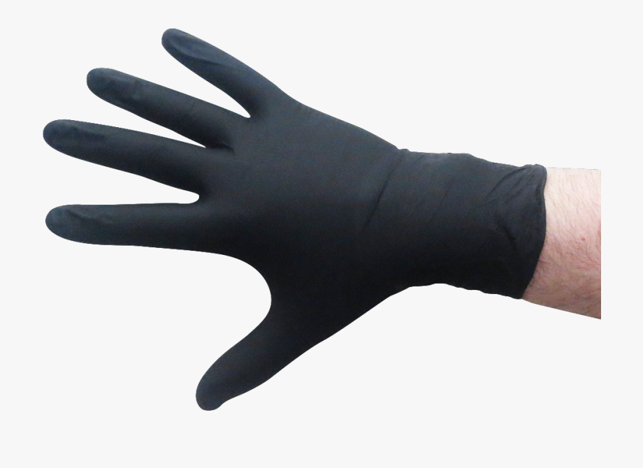 Black gloves clipart picture free download Transparent Gloves Food Safe Transparent & Png Clipart - Black Glove ... picture free download