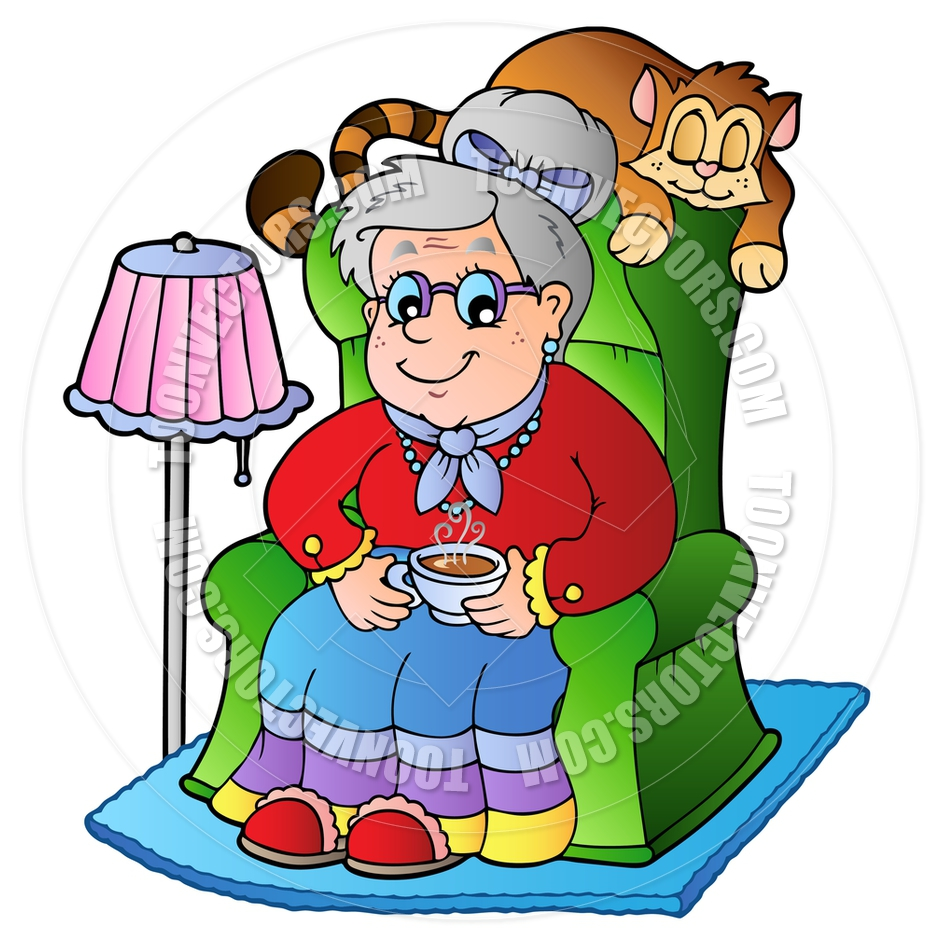 Black grandma clipart graphic royalty free download Black Grandma Clipart | Clipart Panda - Free Clipart Images graphic royalty free download