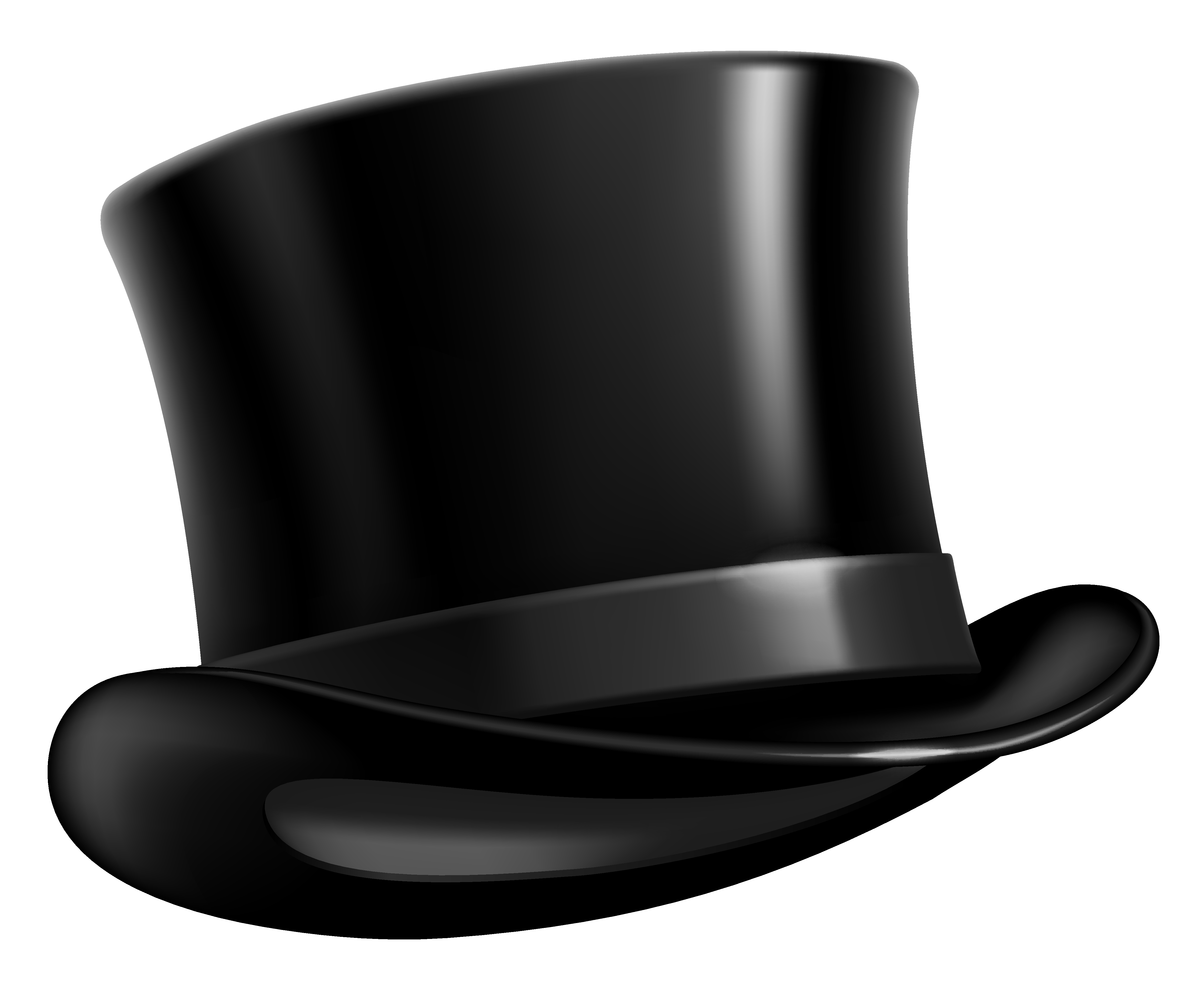 Top hat clipart blue ribbon png transparent library Free Black Hat Cliparts, Download Free Clip Art, Free Clip Art on ... png transparent library