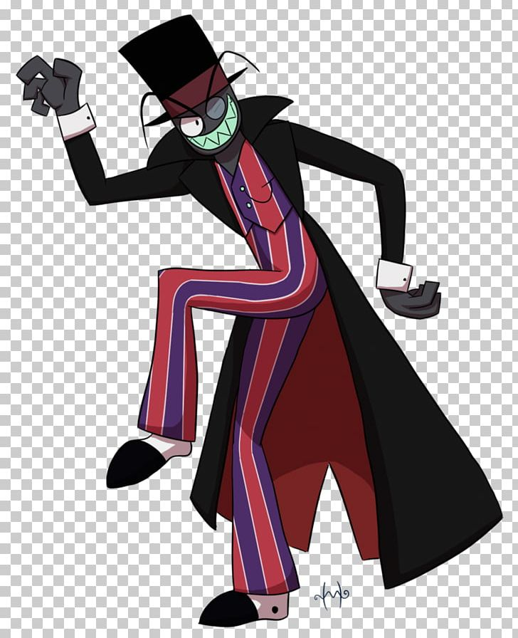 Black hat villainous clipart image royalty free Joker Black Hat Villain Character Drawing PNG, Clipart, Art, Black ... image royalty free