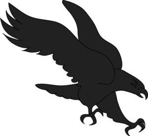 Black hawks clipart vector royalty free download Blackhawk Silhouette   Free download best Blackhawk Silhouette on ... vector royalty free download