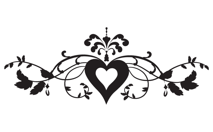 Heart border clipart png clip art freeuse Image - Go-back-gallery-for-black-heart-border-eLcVXT-clipart.png ... clip art freeuse
