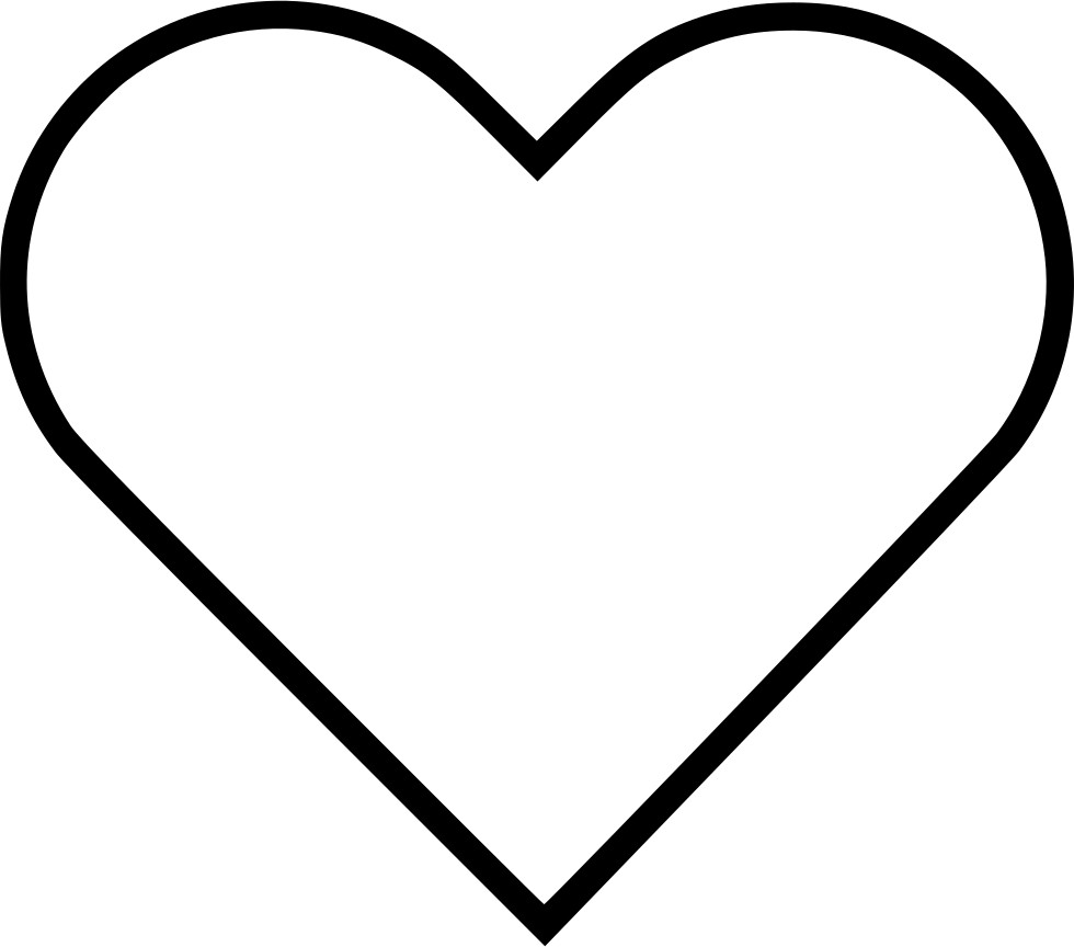 Black heart clipart png download Heart Drawing Png at GetDrawings.com | Free for personal use Heart ... download