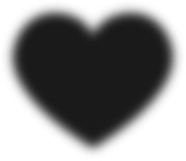 Library Of Black Heart Vector Freeuse Download Transparent Png