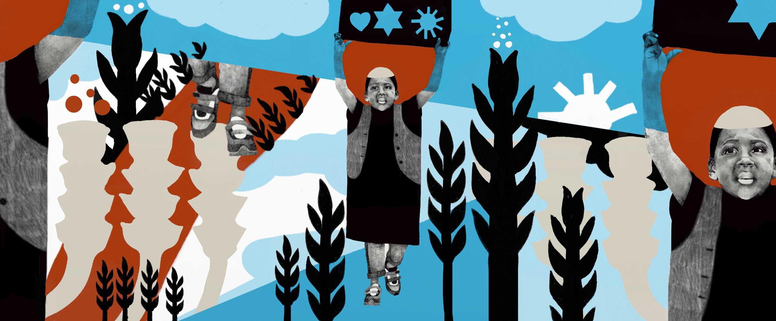 Black hebrew israelites clipart clip art black and white download African Hebrew Israelites: How African-American Utopian Separatists ... clip art black and white download