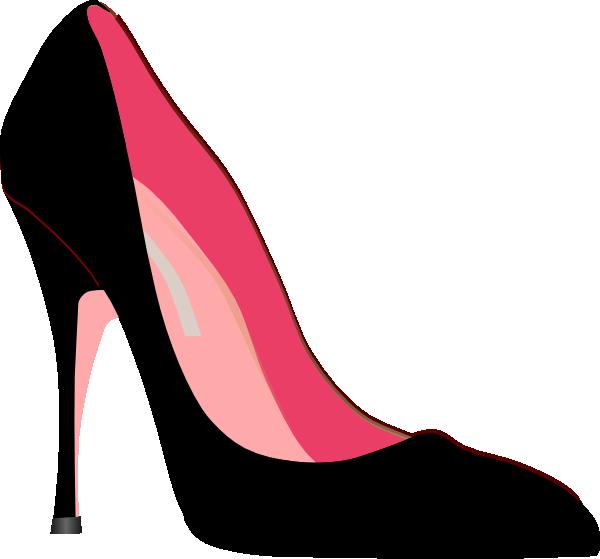 Black high heels clipart svg freeuse Black High Heels Clip Art | Clipart Panda - Free Clipart Images svg freeuse