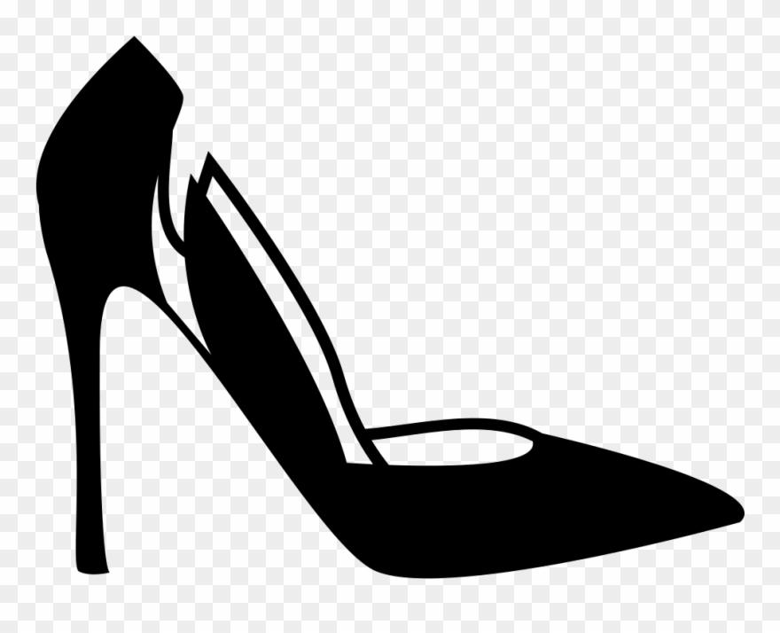 Free clipart stiletto heels jpg free download Stiletto Heels Icon Free Download Png Svg Stiletto Clipart (#2297480 ... jpg free download