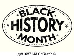 Black history month clipart free vector free download Black History Month Clip Art - Royalty Free - GoGraph vector free download