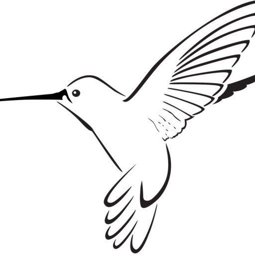 Black hummingbird etch clipart clip royalty free stock Hummingbird Clipart Black And White (92+ images in Collection) Page 1 clip royalty free stock