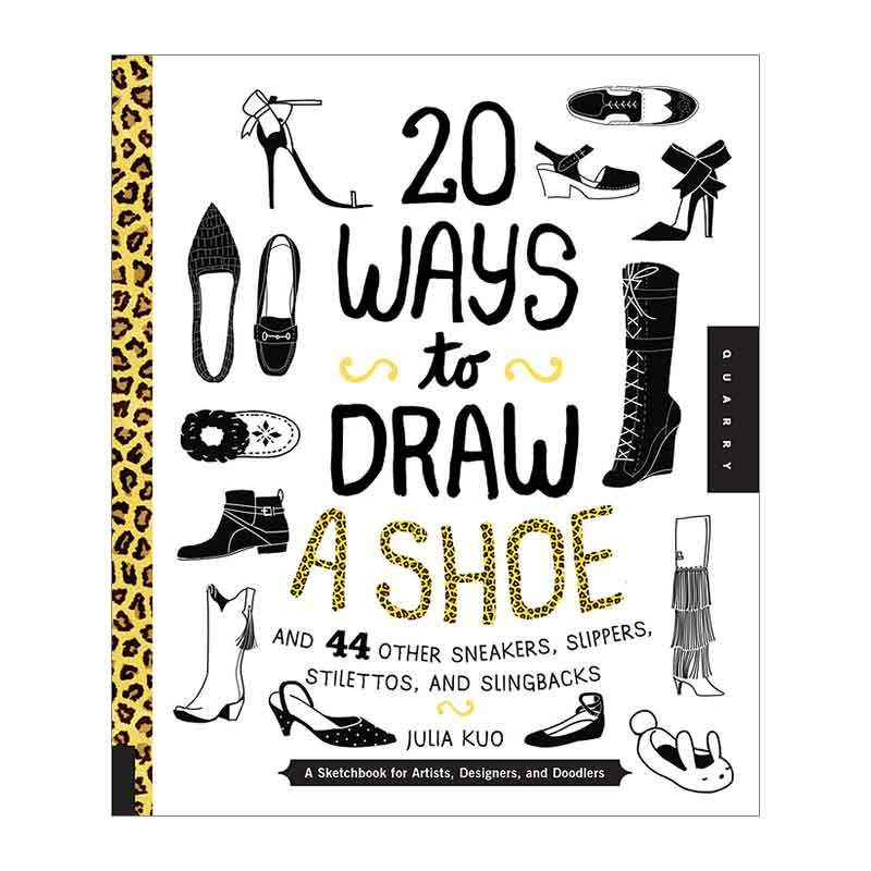 Black illustrated museum clipart graphic free download 20 Ways to Draw a Shoe graphic free download