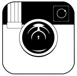 Black instagram clipart graphic transparent library Black instagram clipart - ClipartFest graphic transparent library