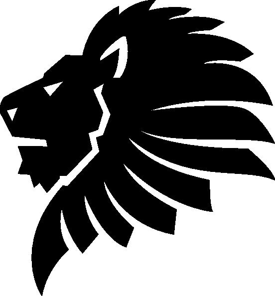 Image result for lion logo | Lion | Pinterest | Black lion, Lions ... jpg free library